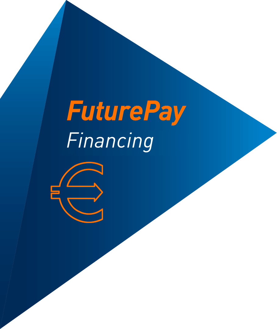 FuturePay financing is available for this machine
