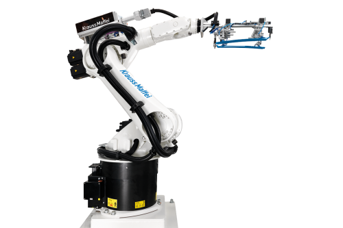 Industrial robots of the IR/IR-S series