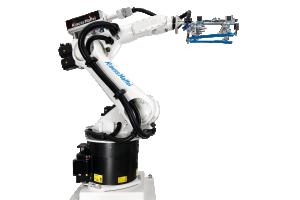 Industrial robots of the IR/IR-S series