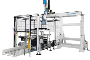 Linear robots in the LRX/LRX-S series