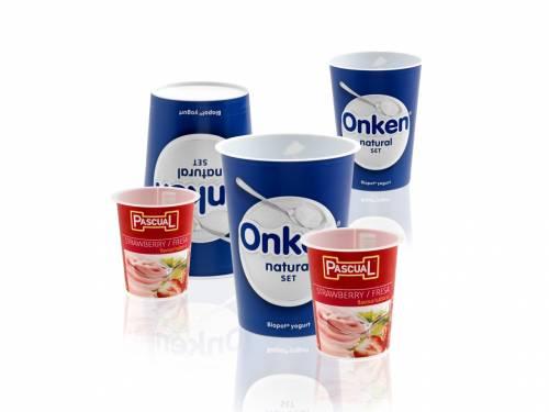 Yoghurt cups